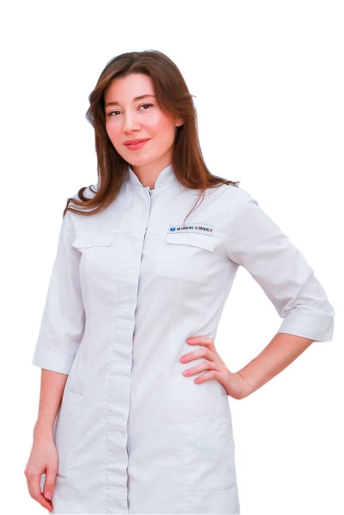 Алиева Заира Бунияминовна - Стоматолог