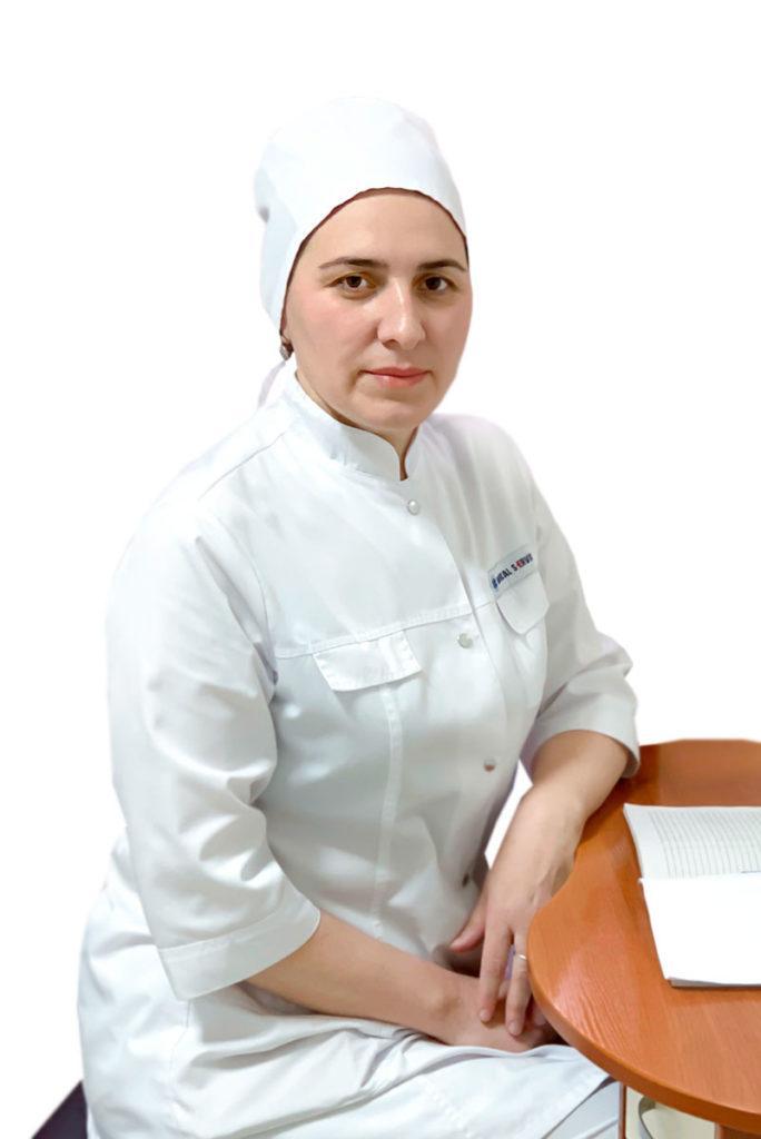Гаджиева Асият Каримулаевна - врач акушер-гинеколог