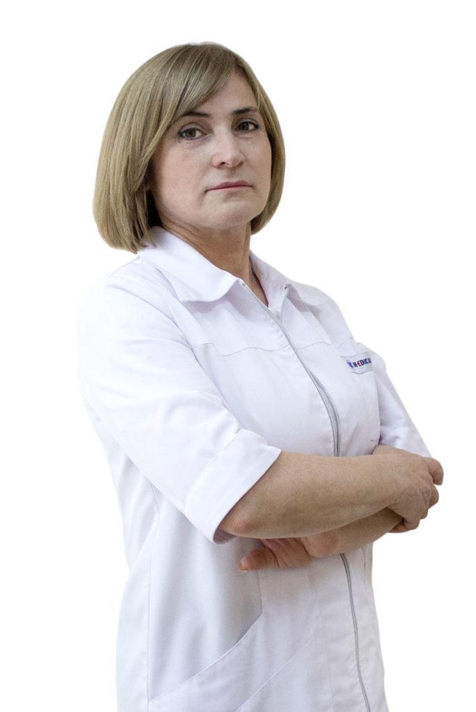 Алиева Фатима Саидовна - кардиолог, руководитель многопрофильной клиники «МЕДЛАЙФ»
