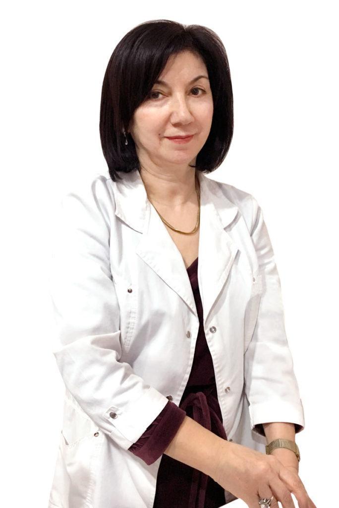 Магомедова Патимат Камиловна - офтальмолог