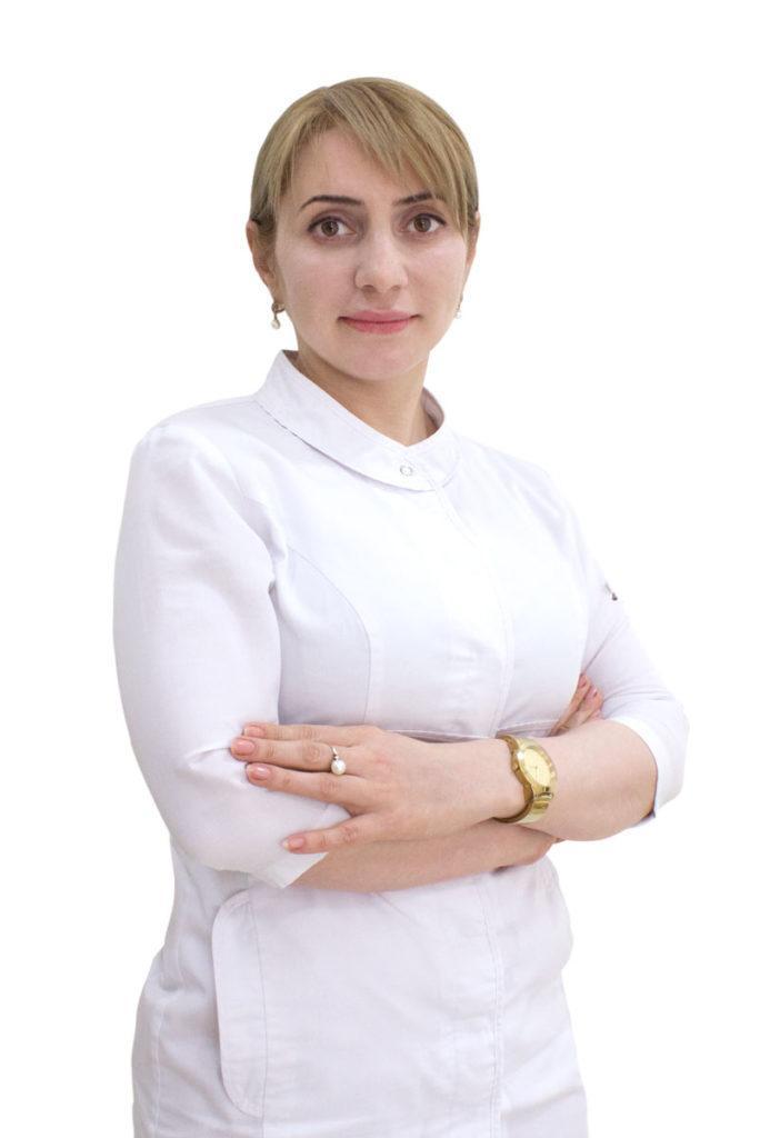 Нурбагандова Марина Нажмутдиновна - оториноларинголог